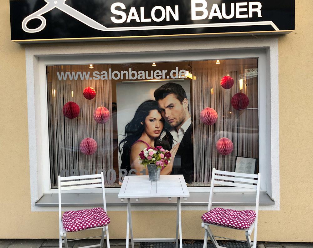 Mitten in Puchheim Friseur Bauer. Wir freuen uns auf Sie!